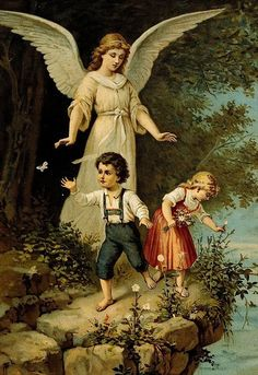ZOOYA DIY Diamond Painting Religion Kit Pictures Of Rhinestones Home Decoration Paint Embroidery Full Drill Guardian Angel Guardian Angel Pictures, Angel Images, My Guardian Angel, Catholic Art, Religious Art, Gardian Angel, Angel Drawing, I Believe In Angels, Angels Among Us
