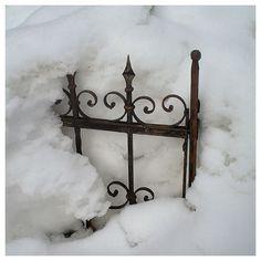 #snow #winter  #fence #xmas #chrismas  #photoofday #slovakia #latergram Candle Sconces, Fence, Wall Lights, Xmas, Snow, Candles, Winter, Instagram, Home Decor