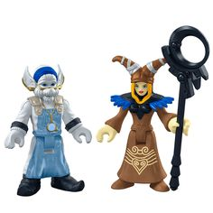 Imaginext® Power Rangers™ Rita Repulsa & Finster | DFX62 | Fisher Price