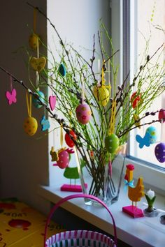 Easter Tree, bec Easter in Germany is the best!