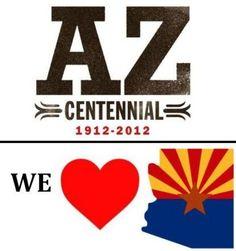 100 reasons we love Arizona. (What's not to love about Arizona anyway?!) :-)