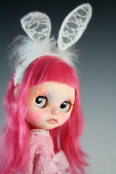 Basil and the Magic box custom ooak Blythe doll by por Jodiedolls
