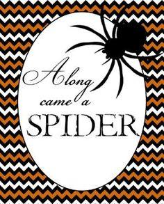 Halloween Printable by Belinda Harris Wiggins