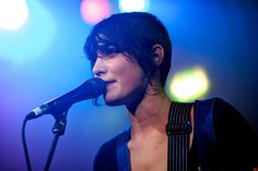 Jenny Lee Lindberg from Warpaint