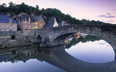 Dinan, Côtes-d'Armor (Brittany, France).