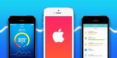 Así Será Healthbook, la Supuesta Nueva App de iOS 8: Imágenes, Características, Novedades y Mucho Más
