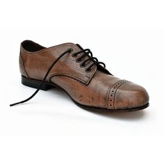 MARCUE Women's Handmade Leather Shoes Sandstone by MARCUEshoes ($293) via Polyvore