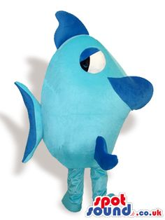 #fish #mascots by #spotsound_uk -Discover all our #fish #mascots #costumes for your marketing events on: http://www.spotsound.co.uk/42-mascots-fish - 7 sizes available with fast shipping over the world ! We can also customize your future #fish #mascot ! Visit us ;)