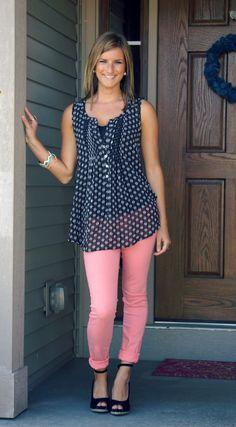 Dear Stitch Fix stylist, I love this tank top! I love flowy, longer tops. Cutee!!