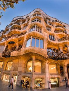La Pedrera, Barcelon | Spain