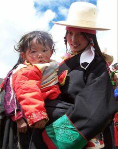 Tíbet. Khampas.