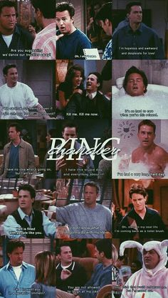 Chandler Bing … my favorite character💭 ♥ ️ ♥ ️ Friends Tv Show, Friends Cast, Friends Episodes, Friends Moments, Friends Series, Friends Forever, Chandler Friends, Ross Geller, Phoebe Buffay