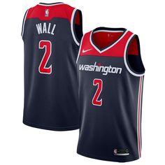 170a015f3 John Wall Washington Wizards Nike Swingman Jersey - Statement Edition – Navy