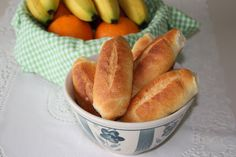 Máquina de Fazer Pão & Cia: Pão Francês de Padaria