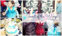 Ta-daa! Here it is: our Disney Fairies Tinkerbell & Periwinkle Secret of the Wings Party!