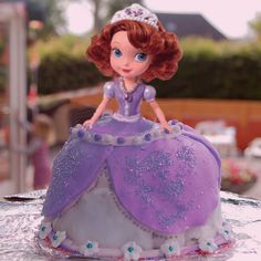 Don't you just love the new Disney's Princess Sofia? I know I do! Well, I have been a fan of their princesses since I was a kid and I love them...