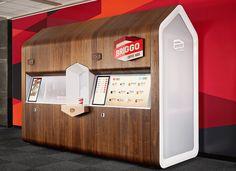 vending machine design - Поиск в Google