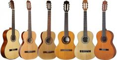 Here is a roundup of the best Nylon String Parlor Guitars & Small Classical…