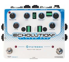 Win a Pigtronix Echolution 2 Filter Pro