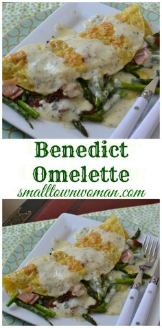 This omelette is perfectly delicious. The flavors blend together like a fine tuned instrument!