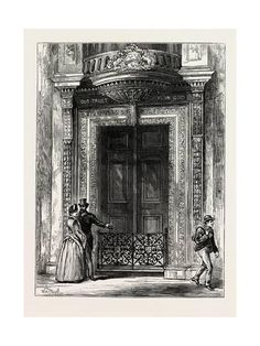 size: Giclee Print: The Door of Saddlers' Hall London : Mansions Homes, Light Decorations, Find Art, Framed Artwork, Giclee Print, Cathedral, Doors, London, Prints