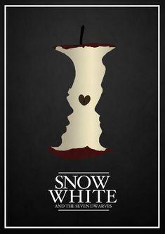 Snow White (minimalist)