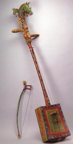 (Love this instrument) Morin Khuur - Mongolian instrument Instruments, Banjo, Thinking Day, Silk Road, World Music, Sound Of Music, Funny Art, Traditional, Antiques
