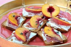 ... Peach on Pinterest | Peaches, Grilled peaches and Peach cobblers