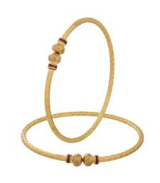 Buy Designer traditional wear Red Gold Plated Bangles bangles-and-bracelet online Designer Bangles, Gold Bangles Design, Designer Wear, Jewelry Design, Little Girl Jewelry, Girls Jewelry, Gold Pendant, Pendant Jewelry, Anklet Designs