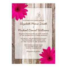 $$$ This is great for          	Pink Daisy Rustic Barn Wood Wedding Announcement           	Pink Daisy Rustic Barn Wood Wedding Announcement you will get best price offer lowest prices or diccount couponeDeals          	Pink Daisy Rustic Barn Wood Wedding Announcement Here a great deal...Cleck Hot Deals >>> http://www.zazzle.com/pink_daisy_rustic_barn_wood_wedding_announcement-161953072613984103?rf=238627982471231924&zbar=1&tc=terrest
