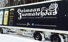 Saimaan Juomatehdas(Saimaan Panimo) Ylipäällikön Savu-Pale Ale 5,2% hana SOPP 2010