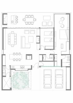 Hotel Interiors, Small House Design, Autocad, House Floor Plans, Home Deco, Architecture Design, Construction, Layout, Flooring