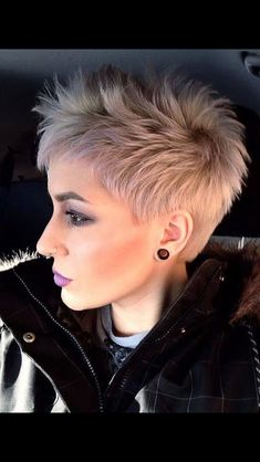 Was für kurze Haare  Bild 1