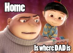 #despicableme #dad #fathersday