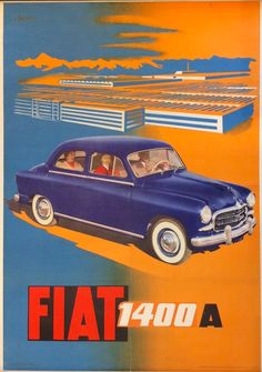 FIAT 1400 A