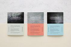 Branding / Sobremesa on Behance