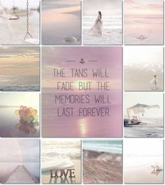 moodboard soft beach by AT - New Ideas Beautiful Collage, Beautiful Words, Beautiful Pictures, Word Collage, Color Collage, Collages, Mood Colors, Colour Board, My Happy Place