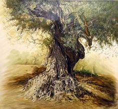 The Olive Tree by Irini Karpikioti