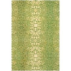 Handmade 5' x 8' Senica Maize Rug by Thom Filicia - $344.99 at Overstock