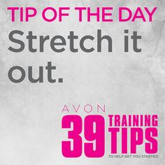 Stretching is key to increasing flexibility, range of motion, and potentially reducing the risk of injury. Remember to stretch for 5 minutes for every 60 minutes of walking. More training tips here: http://avon4.me/trainingtips