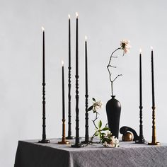 RW GUILD - REED CANDLESTICKS – Roman and Williams Guild