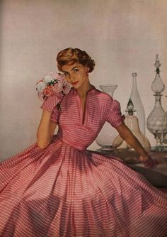 Mollie Parnis, 1950s