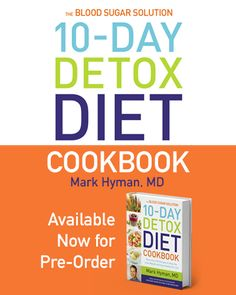 Get a FREE Sneak Peak at the 10 Day Detox Diet Cookbook! Pre-order your copy today!