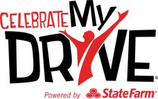 Celebrate My Drive program by State Farm.  State Farm also sponsors TTI's Teens in the Driver Seat program.  For more information visit: http://tti.tamu.edu/2014/12/01/teens-in-the-driver-seat-aims-at-promoting-safer-driving-in-100-new-high-schools-nationwide-in-2015/