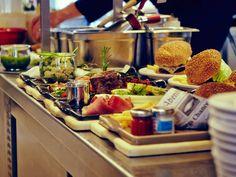 Essen am Pass... direkt in der Küche