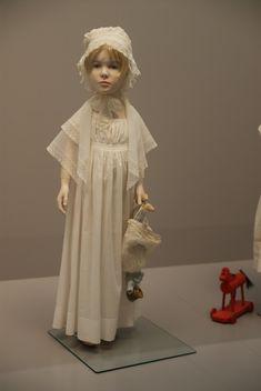 Napoleon & the Empire of Fashion Exhibit. Girl'dress.  CBML - CBM1 83