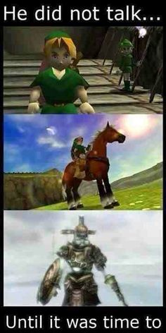 It is confirmed in Hyrule Historia that the Link from Ocarina of Time is the Hero's Shade in Twilight Princess.