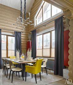 Дом в Подмосковье, 250 м²