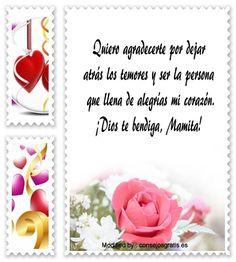 mensajes bonitos para el dia de la Madre,Mensajes para el dia de la Madre: http://www.consejosgratis.es/increibles-mensajes-por-el-dia-de-la-madre/