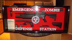 ZDK 1 Zombie Defense Kit. $500.00, via Etsy.